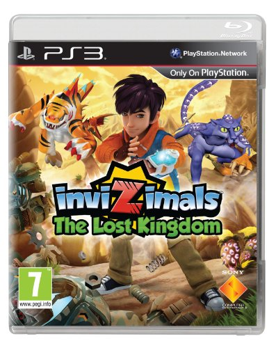 Invizimals: The Lost Kingdom (Playstation 3) [UK IMPORT]