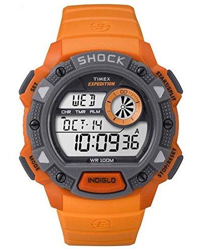 Timex Expedition Shock Digital-orange TW4B07600 (Uhr Digital Timex Expedition)