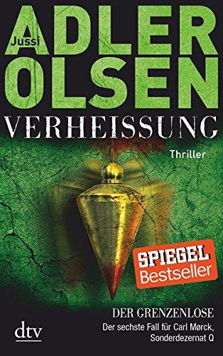 Adler-Olsen, Jussi: Verheißung Der Grenzenlose