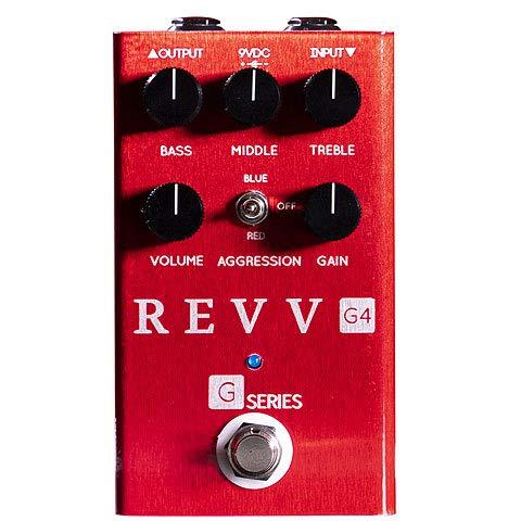 Revv G4 · Effektgerät E-Gitarre