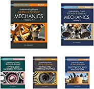 Understanding Physics For Jee Main & Advanced 2021 (Set of 5 Bo
