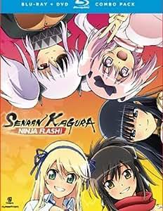 Senran Kagura: Ninja Flash [Blu-ray] [2012] [US Import]