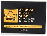 Nubian Heritage - African Black Soap - Schwarze Seife -