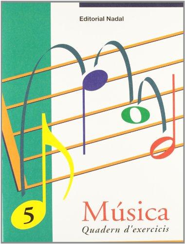 Ep - Musica Exercicis 5 ( C. I. û C.M. ) (Musica Exercicis E.P.) por Marta Figuls Altes