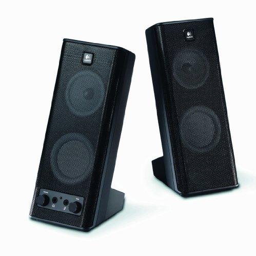 Logitech X-140 2.0 PC-Lautsprechersystem 5 W RMS