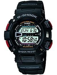 Casio G-Shock Digital White Dial Men's Watch - G-9000-1VDR (G201)