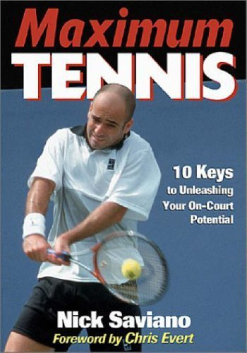 Maximum Tennis by Nick Saviano (2002-10-01)