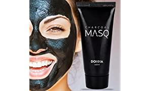 DONNA FMCG Activated Charcoal Purifying Black Peel Off Face Mask - 60 Ml