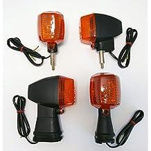 4x Intermitente para Kawasaki KLE 500 23037-1258 23040-1235