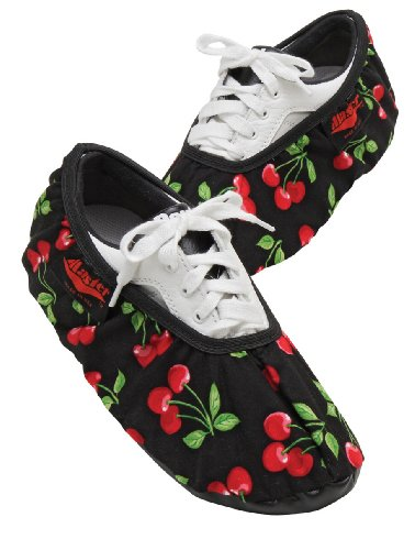 Master Industries Women 's Bowling Shoe Cover, Kirschen, groß