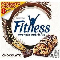 Fitness Barritas de Cereales con Chocolate - 188 gr