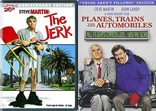 Steve Martin: The Jerk / Planes, Trains and Automobiles