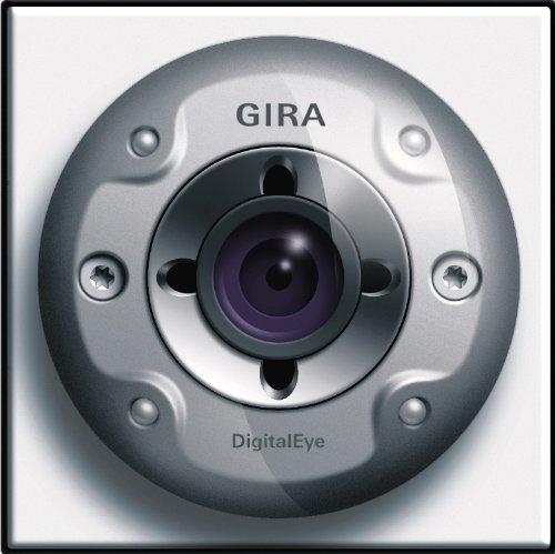 Gira 26567 Door-Mounted Colour Camera Anthracite