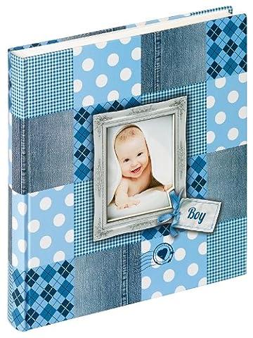 Album Photo Walther - Walther UK-115-L Album photos bébé Motif patchwork