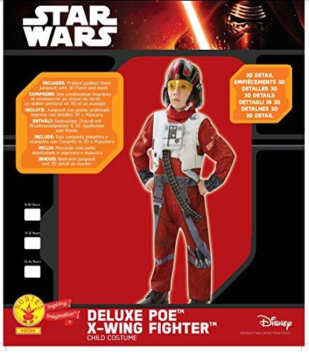 Imagen de star wars  disfraz de xwing fighter, episode 7, deluxe, para niños rubie's 620266 xl  alternativa