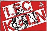 Zimmerfahne 1. FC KÖLN