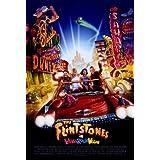 Los Picapiedra de Viva Vegas Rock Póster de película B 27 x 40 en - 69 cm x 102 cm Mark Addy Kristen Johnston Stephen Baldwin Jane Krakowski Thomas Gibson Joan Collins