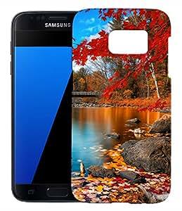 XUWAP 3D Printed Designer Hard Back Case For Samsung Galaxy S7 Design-10375