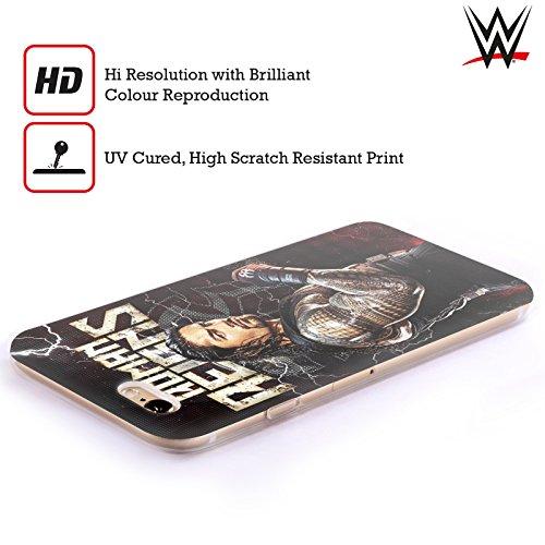 Offizielle Wwe Roman Reigns Superstars Soft Gel Hülle für Apple iPhone 6 / 6s Roman Reigns
