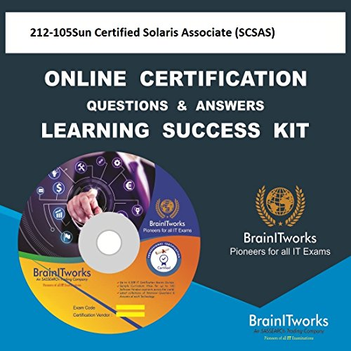 212-105Sun Certified Solaris Associate (SCSAS) Online Certification Learning Made Easy