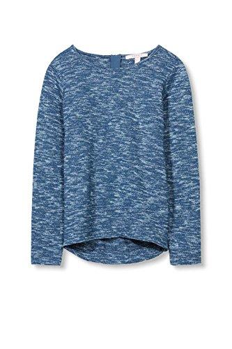 Esprit 017ee1j004, Sweat-Shirt Femme Bleu (Navy)