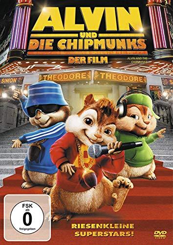 Alvin und die Chipmunks - Der Film - Century Usa Cross