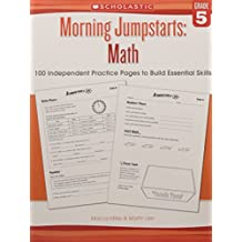 Morning Jumpstarts Maths Grade 5