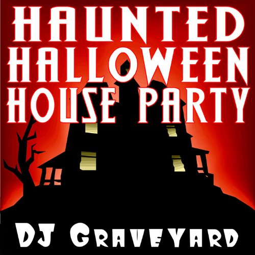 Haunted Halloween House Party (Halloween Graveyard Haunted)