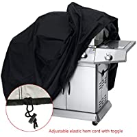 Greenmall Gas Grill Cover, Heavy Duty barbecue grill cover per Weber, Olanda, Jenn Air, Brinkmann (Jenn Air Gas Grill)
