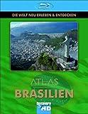 Discovery HD Atlas: Brasilien [Blu-ray]