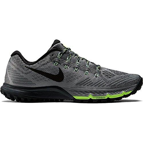 Nike W Air Zoom Terra Kiger 3, Scarpe da Corsa Donna Grigio (Gris (Cool Grey / Blk-Anthrct-Ghst Grn))
