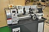 BULKSTON Universaldrehmaschine PROFI 550/ 250 VARIO ohne Untergestell