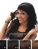 Perruque & xzl Perruques Fashion Machine bouclés 20''natural perruques faites vierges perruques de cheveux humains brésiliens avec des cheveux de bébé pour les femmes