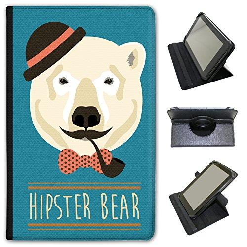 Hipster Bohemian animali universale Custodia a Libro