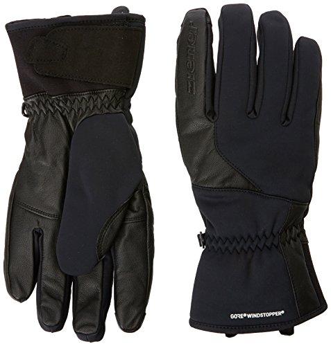Ziener Herren Handschuhe Inaction WS Touch Gloves Multisport, Black, 9.5, 802011