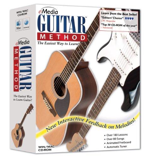 eMedia Guitar Method (PC/Mac)