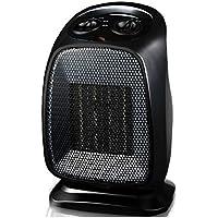 1500W ETL enumera calentadores silenciosos de cerámica con termostato ajustable, ventilador de calefacción eléctrico para