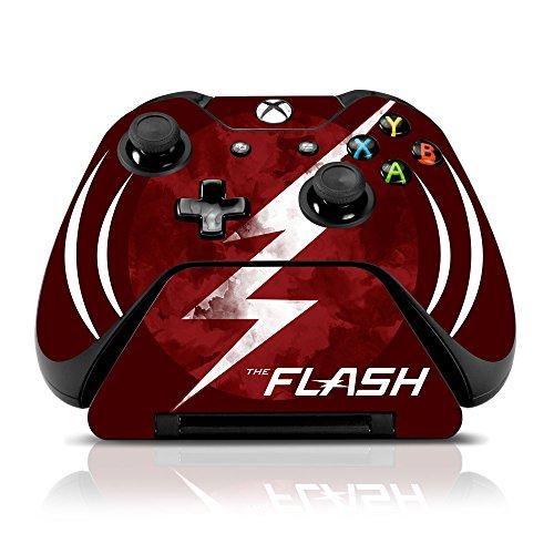 Controller-Gear-The-Flash-Nerdy-Dream-Xbox-One-Skin-Set-for-Controller-and-Controller-Stand