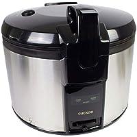 CUCKOO SR-4600 cuiseur à riz gastronomique pour restaurant professionnel en acier inoxydable 4600 ml, 26 personnes…