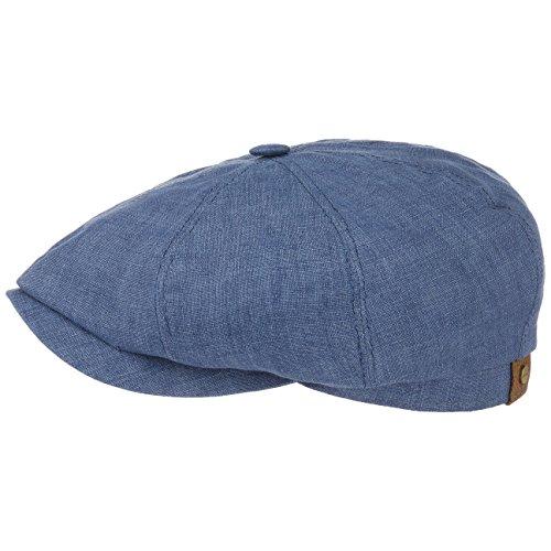 hatteras-linen-newsboy-cap-stetson-linen-cap-flax-cap-60-cm-blue