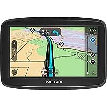 TomTom START 42 - Navegador GPS Mapas para toda la vida, Europa Occidental (23 países) - Versión importada (Italia)
