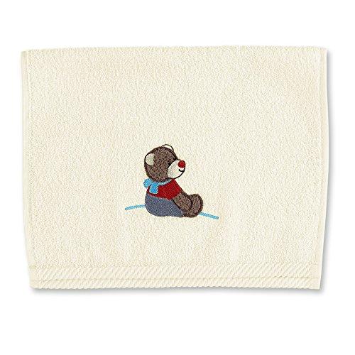 Sterntaler 7161729 Kinderhandtuch Bobby, mehrfarbig