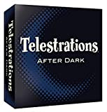 USAopoly Telestrations After Dark Party Game