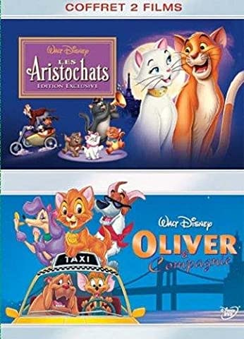 Les Aristochats + Oliver & Compagnie