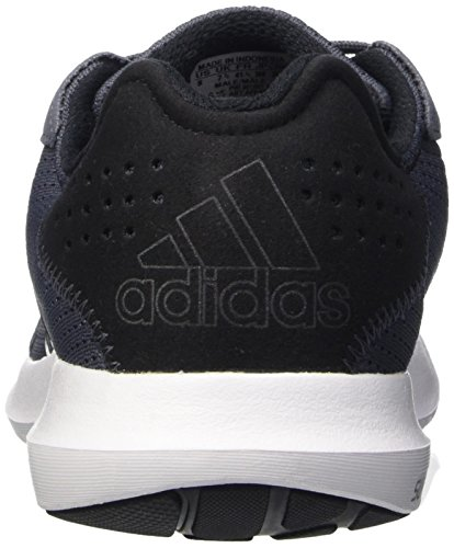 Adidas Element Refresh M, Scarpe da Corsa Uomo Multicolore (Onix/Cblack/Ftwwht)