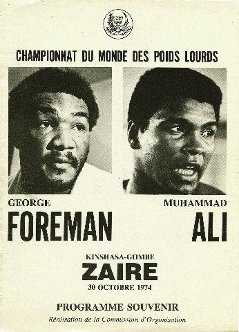george-foreman-vs-muhammad-ali-1974-reproduction-programme-cover-photo-poster-40x30cm
