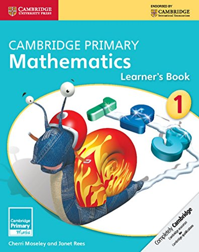 Cambridge Primary Mathematics Stage 1 Learner's Book (Cambridge Primary Maths)