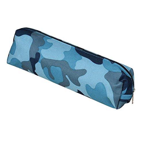 TianranRT Jungen Mädchen Camouflage Schule Zubehör Beutel Geldbörse Bleistift Etui Mini Tasche Trendy (A) - String-käse