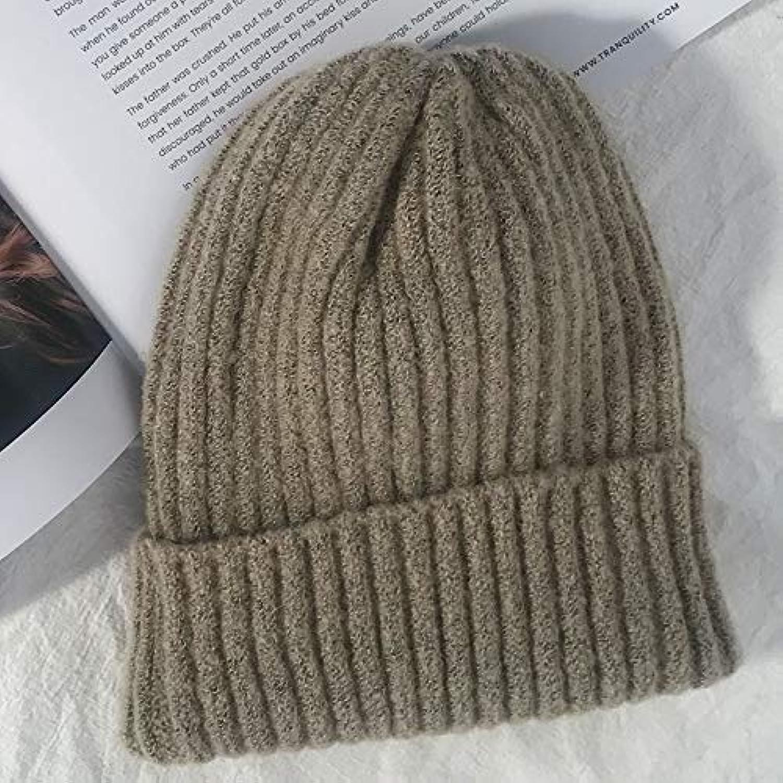 Yukun Cappello a maglia da donna Cappello in A Cotone Baotou A in Doppio  Strato Donna Autunno E Inverno Wild Knit Hat... Parent ecf792 ca97e0a053a6