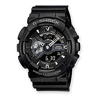Casio G-SHOCK Reloj Analógico-Digital, 20 BAR, Azul/Negro, para Hombre, GA-110-1BER (B004OYUNMI) | Amazon price tracker / tracking, Amazon price history charts, Amazon price watches, Amazon price drop alerts